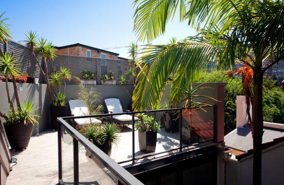 Fully Furnished Paddington Terrace