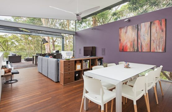 Furnished Family Hunters Hill Home