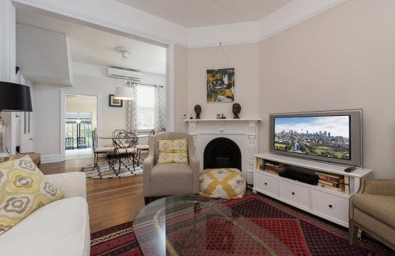 Furnished Edgecliff 2 Bed Terrance