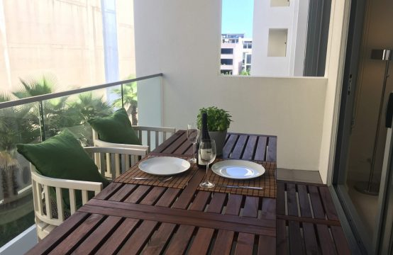 Sleek 1 Bedroom Apartment Fully Furnished