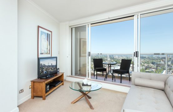 Darlinghurst Executive 1 Bed 37th Floor