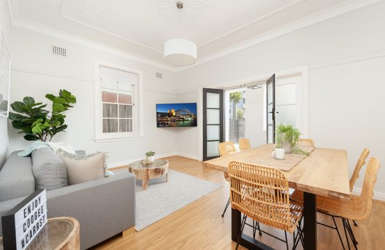 Furnished 2 Bed Garden Apartment Coogee