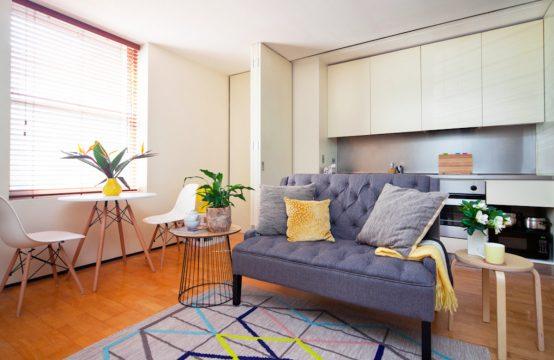 Cute, Convenient Furnished City Apartment