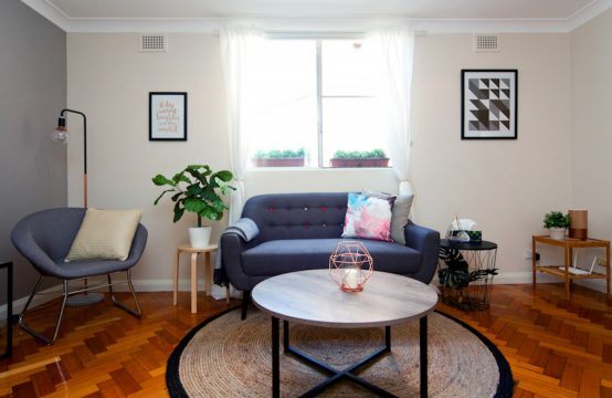 Surry Hills 1 Bedroom fully furnished with parking