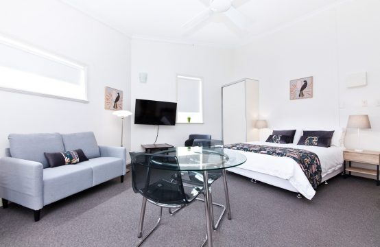 Unique Furnished Studios in The Heart of Glebe